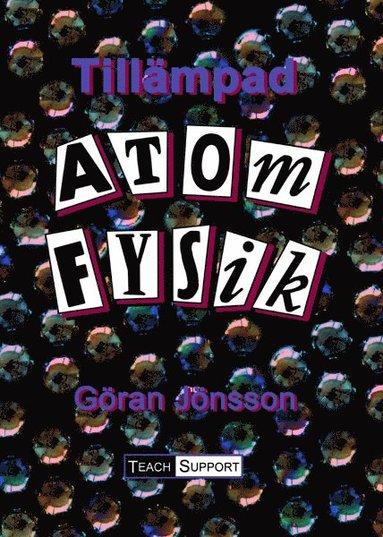 bokomslag Tillämpad Atomfysik