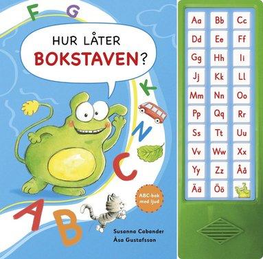 bokomslag Hur låter bokstaven?