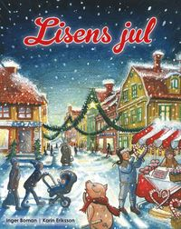 bokomslag Lisens jul