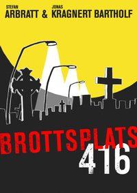 bokomslag Brottsplats 416