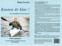 bokomslag Kusten är klar! eller 100 dagar i kajak och 100 nätter i tält runt hela Sveriges kust
