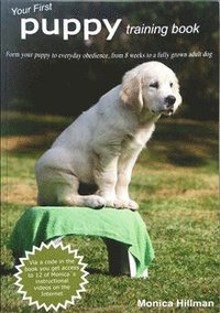 bokomslag Your First Puppy training book