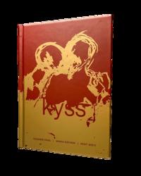 bokomslag Kyss
