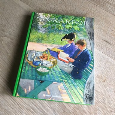 bokomslag En kakbok : kakor, konst och andra godsaker