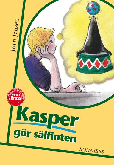 bokomslag Kasper gör sälfinten