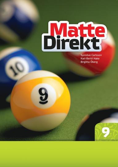 bokomslag Matte Direkt 9