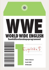 bokomslag World Wide English S1 Allt i ett-bok inkl. ljudfil