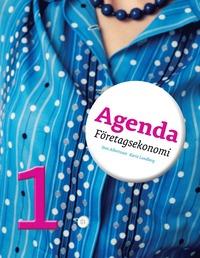 bokomslag Agenda Företagsekonomi 1 Faktabok