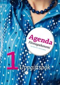 bokomslag Agenda 1 Företagsekonomi Uppgiftsbok