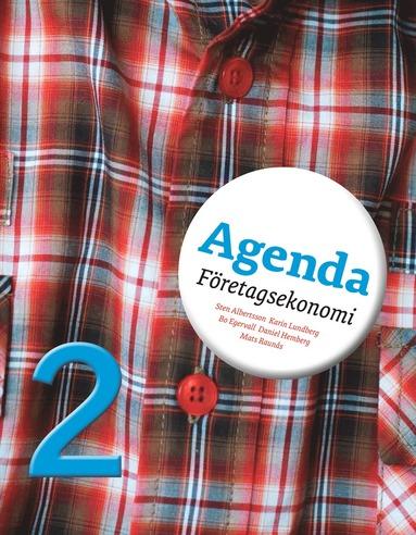 bokomslag Agenda 2 Företagsekonomi Faktabok