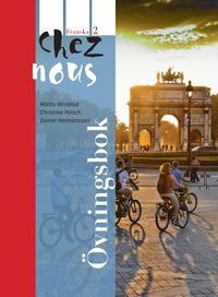 bokomslag Chez nous 2 Övningsbok