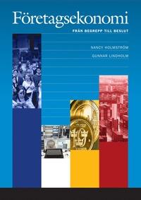 bokomslag Företagsekonomi - från begrepp till beslut Faktabok