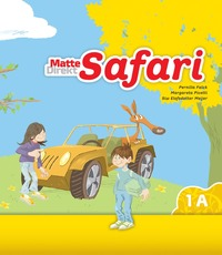 bokomslag Matte Direkt Safari 1A Elevbok