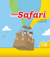 bokomslag Matte Direkt Safari 1B Elevbok