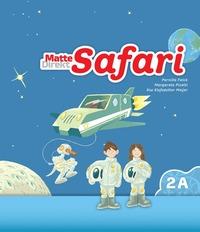 bokomslag Matte Direkt Safari 2A Elevbok