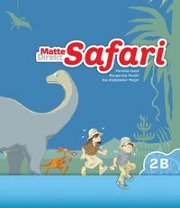 bokomslag Matte Direkt Safari 2B Elevbok