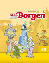 bokomslag Matte Direkt Borgen Grundbok 4B Ny upplaga