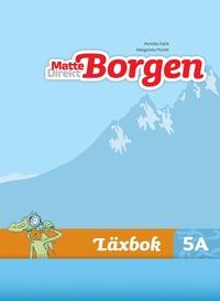 bokomslag Matte Direkt Borgen Läxbok 5A Ny upplaga