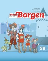 bokomslag Matte Direkt Borgen Grundbok 5B Ny upplaga