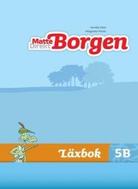 bokomslag Matte Direkt Borgen Läxbok 5B Ny upplaga