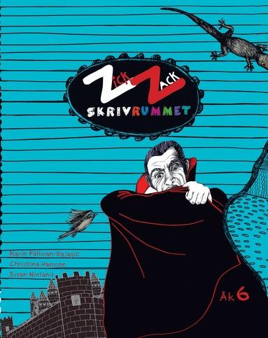 bokomslag ZickZack 6 Skrivrummet Övningsbok