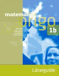 bokomslag Matematik Origo 1b Lärarguide