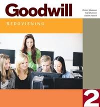 bokomslag Goodwill Redovisning 2 Faktabok