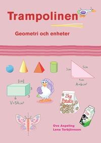 bokomslag Trampolinen - Geometri och enheter