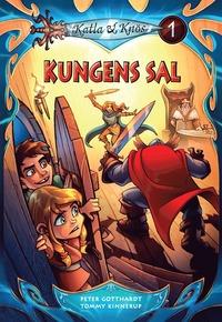 bokomslag Katla & Knös 1 Kungens sal