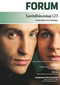 Forum Samhällskunskap 123/se ny upplaga 9789152333440
