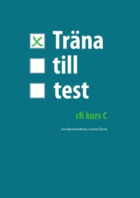 bokomslag Träna till test - sfi C