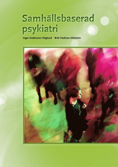 bokomslag Samhällsbaserad psykiatri