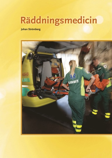 bokomslag Räddningsmedicin