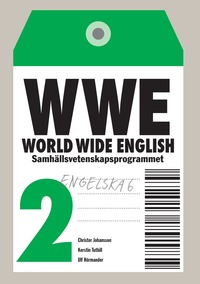 bokomslag World Wide English S2 Allt i ett-bok inkl. ljudfil