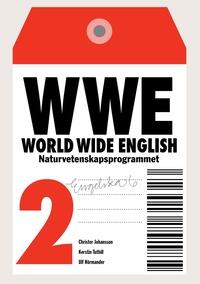 bokomslag World Wide English N2 Allt i ett-bok inkl. ljudfil