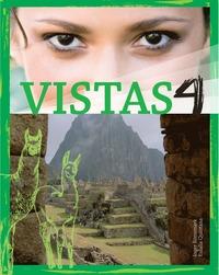 bokomslag Vistas 4 Allt-i-ett bok inkl. ljudfiler och webb