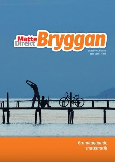 bokomslag Bryggan Grundläggande matematik