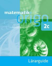 bokomslag Matematik Origo 2c Lärarguide