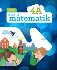 bokomslag Koll på matematik 4A