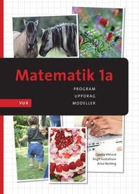 bokomslag Matematik 1a Vux