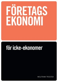 bokomslag Företagsekonomi för icke-ekonomer Faktabok