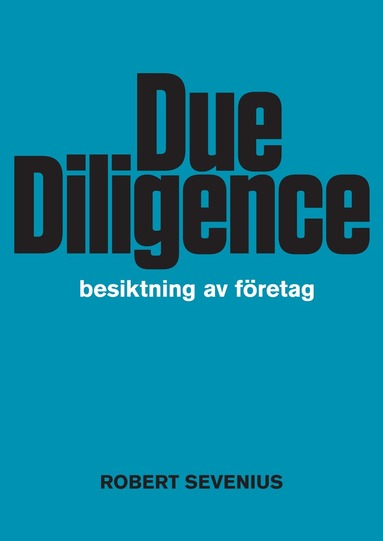 bokomslag Due diligence - besiktning av företag