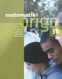 bokomslag Matematik Origo 3b