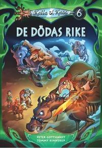 bokomslag Katla & Knös De dödas rike