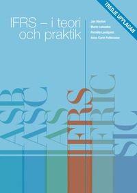 bokomslag IFRS - I teori och praktik Tredje upplagan
