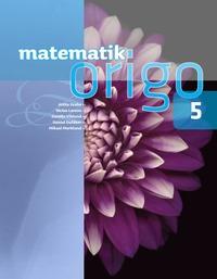bokomslag Matematik Origo 5