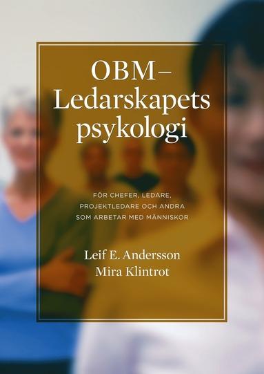 bokomslag OBM - Ledarskapets psykologi