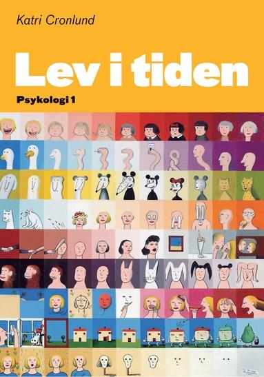 bokomslag Lev i tiden - Psykologi 1