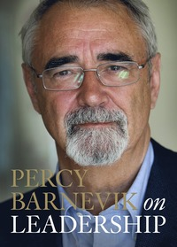 bokomslag Percy Barnevik on Leadership