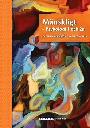bokomslag Mänskligt - Psykologi 1 och 2a
